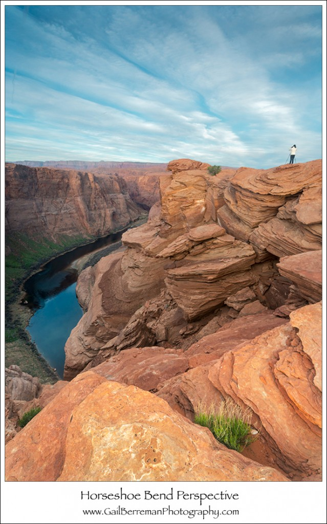 Horseshoe Bend Perspective
